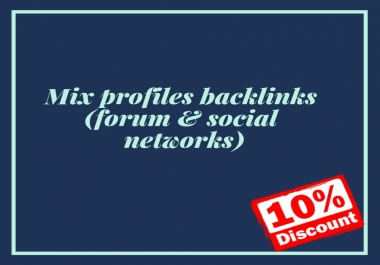 Get 200+ Contextual SEO Backlinks from Social Networks Articles