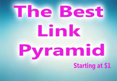 Boost Your Site SEO Ranking with my Fast Link Pyramid Service