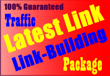 Latest way And Manually Done Back-links Package 2019