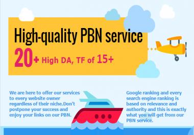 Superstar SEO Premium PBN Links