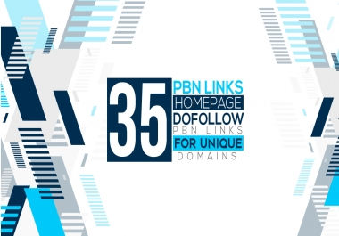 Build 35 Pbn Backlinks, High Metrics Aged Pbn Posts