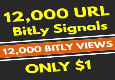 12,000+ High Quality PR8 BitLy Views Social Signals - SEO GOOGLE RANKING FACTOR