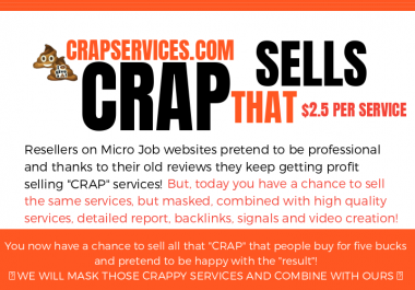 ORGANIC 3000 SOCIAL SIGNALS for Resellers