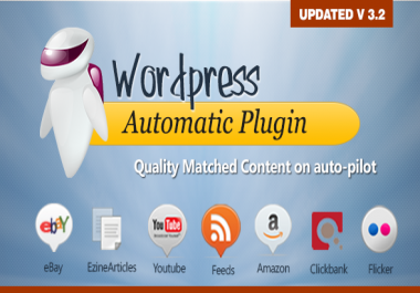 WordPress Automatic Plugin WP Automatic for lifetime Autopilot Plugin