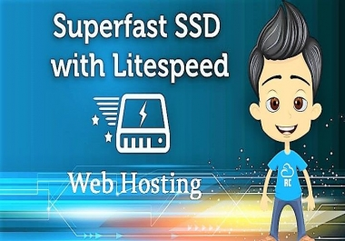 SUMMER SALE - cPanel 1GB SSD SEO Webhosting for 1 Year