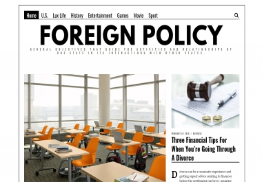 Guest Post On Google News Approved site foreignpolicyi.org