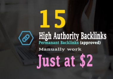 35+ DA80 PR8 Permanent Manual SEO Backlinks For Google Ranking