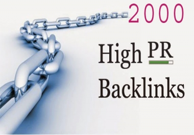 Exclusive Offer We Create Mix SEO 2000 Backlinks