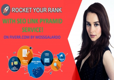 Ranking your website with authority link pyramid, perfect SEO service