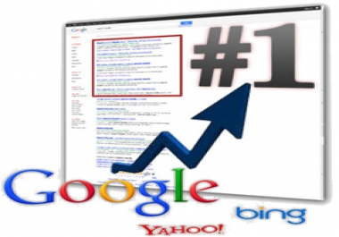 Search engine first page Guaranteed result by exclusive full SEO optimization service