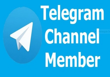 Real & Active 150+ Telegram Channel Membr or 100+ Gr0up Membr or 100+ Social Media Services All Offer Here