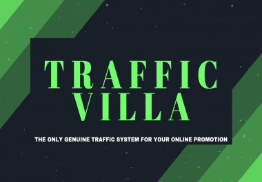 TrafficVilla - Get 12k+ Genuine Traffic For Your Crypto Projects, Affiliate, CPA, Referral Promotion