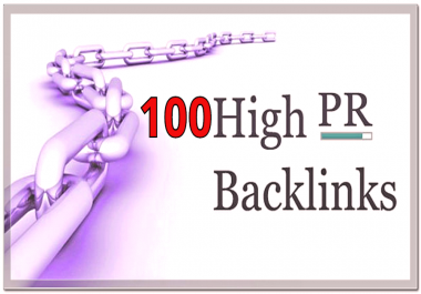 100 High quality backlinks daily on your site