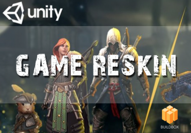 Reskin, Rebrand, Modify or Redevelop Buildbox, Unity 3d And Android Studio Game App