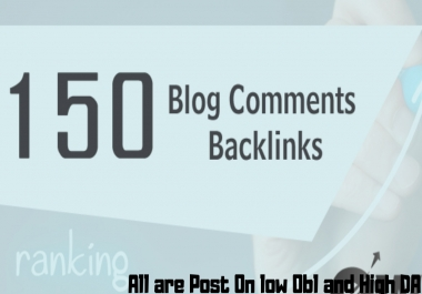 Do 150 High Authority Blog Comments