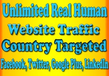 30,000 Drive Real Organic Targeted Web Traffic