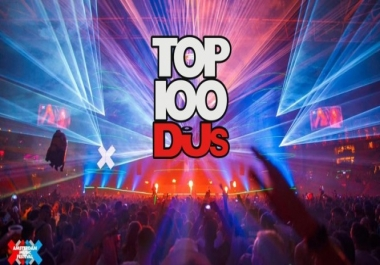 Get offer 100 Voting is now open for DJ Mag's Top 100 Djs Poll