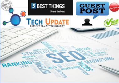 Guest post on TechInExpert - TechInExpert.com - DA45