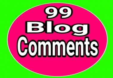 20+ high quality blog comments with fast delivery