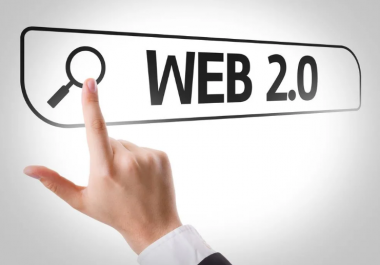 Provide you 20+ Web 2.0 Blogs (Dedicated Accounts)