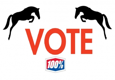 Get offer 150 genuine votes to your entry to any website contest