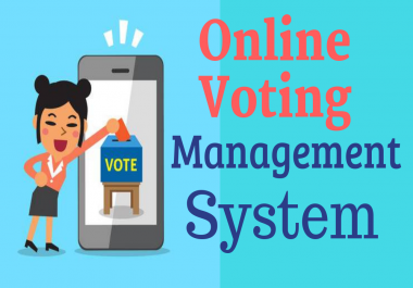 Give You Unlimited online votes in 24 hours for a competition