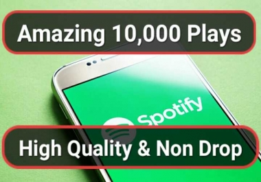 10,000 High Quality Music Track Promotion With Unique Listeners