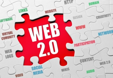 Boost Ranking Fast 10 High DA Web 2.0 and 500 2nd Tier Backlinks