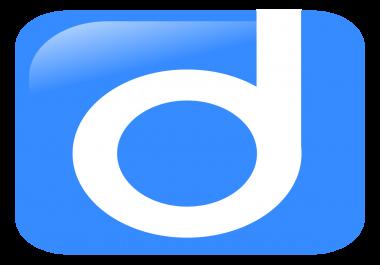 Unique 80 Diigo Bookmark backlink for PR9 best seo rank site