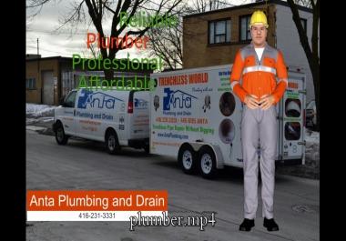 3D avatar video explainer for Local Business 30 sec