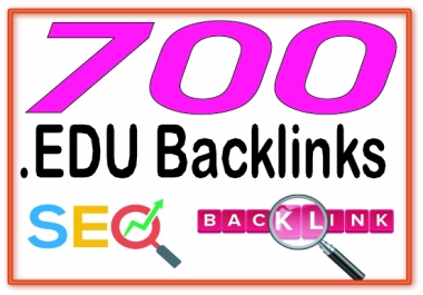 Rank on Google Alexa by exclusive manually 700 + Edu  Backlinks