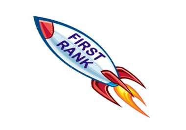 Help you to rank first in Google, with 2017 Updated Rocket SEO Campaign