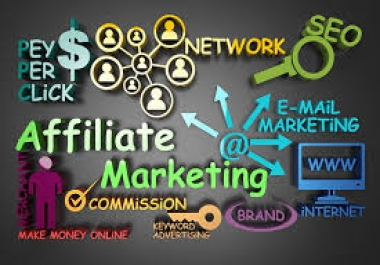 Promote and advertise your affiliate product