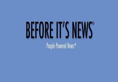 Add A Guest Post On Beforeitsnews.com Da71