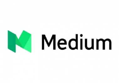 Write & Publish a guest post on Medium.com with 2 Back Links (DA 85, PA 88, PR 8)
