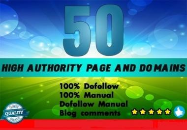 Do 50 Low Obl Dofollow Blog Comment Skyrocket Backlinks