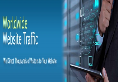 5 million Worldwide Traffic Promotion Boost SEO Website Visitors & Improve Google Ranking Factors