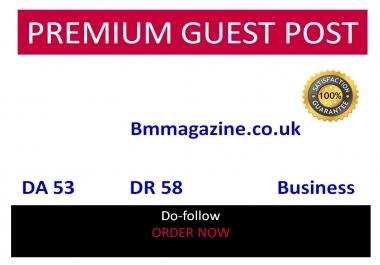 Add A Business GUEST POST ON Bmmagazine.CO.UK ( BMMAGAZINE )54