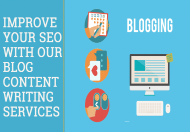 We help you create high-quality blog content with little effort for SEO