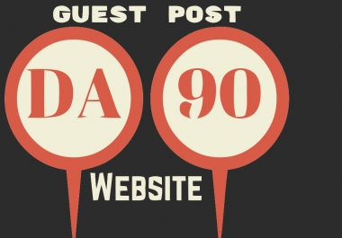 Guest Post On Da90 Sites