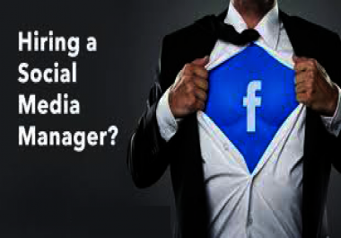 Be Your Skilled Social Media Marketing Manager