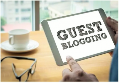 Write 3 SEO posts and do guest posting on high authority sites