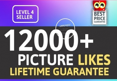 Instant 12000+ Picture Promotion With Lifetime Guarantee And Safe Package