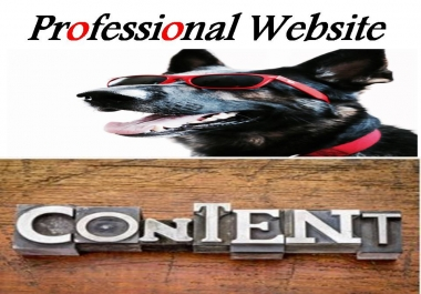 Write Professional, Captivating Website Content And creative 200 words website content.