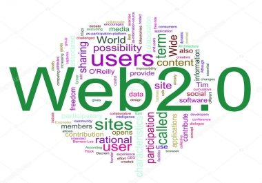 provide you 20 Web 2.0 Blog Posts backlinks boost your website ranking