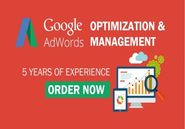 I'll Setup Your Google Adwords Account