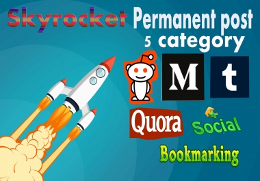 Skyrocket Promote Article,Blog,videos, website OR niche From 5 Categories Instant Result