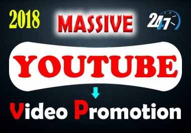 2 to 5 Minutes Retention Non Drop  Video Promotion Marketing