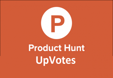 Get high quality 50+ worldwide producthunt up vote only