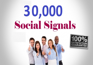 add 30,000 pinterest social signals from high authority social media sites